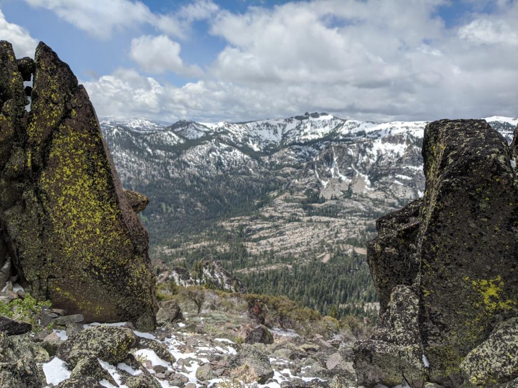 Journal: Sunday, June 7, 2020 // Partial Castle Peak Loop 84