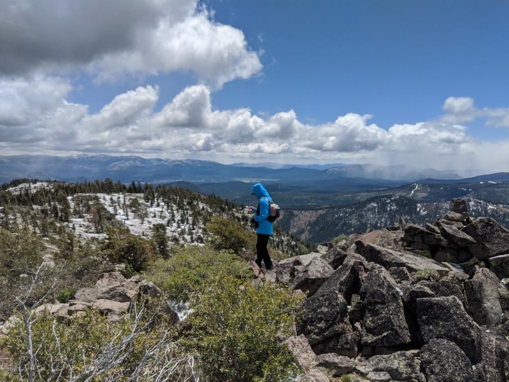 Journal: Sunday, June 7, 2020 // Partial Castle Peak Loop 85