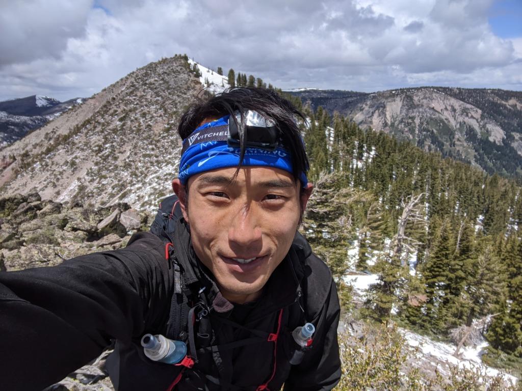 Journal: Sunday, June 7, 2020 // Partial Castle Peak Loop 86