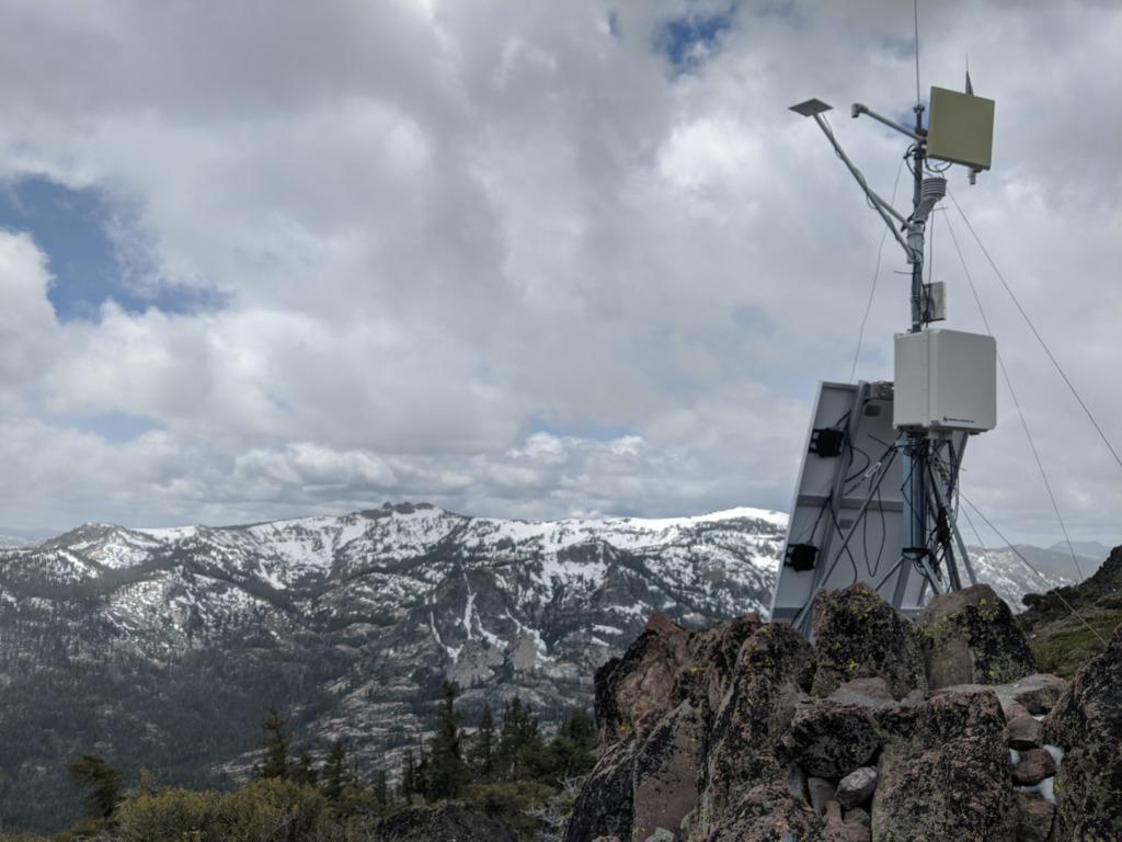 Journal: Sunday, June 7, 2020 // Partial Castle Peak Loop 88