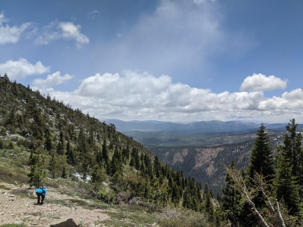 Journal: Sunday, June 7, 2020 // Partial Castle Peak Loop 90