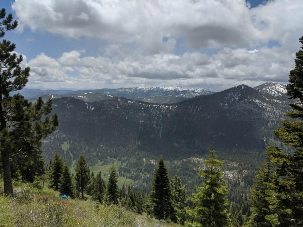 A Partial Castle Peak Loop 92