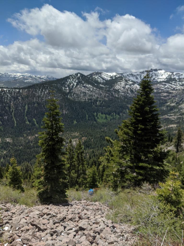 A Partial Castle Peak Loop 93