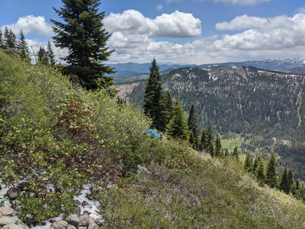 A Partial Castle Peak Loop 97