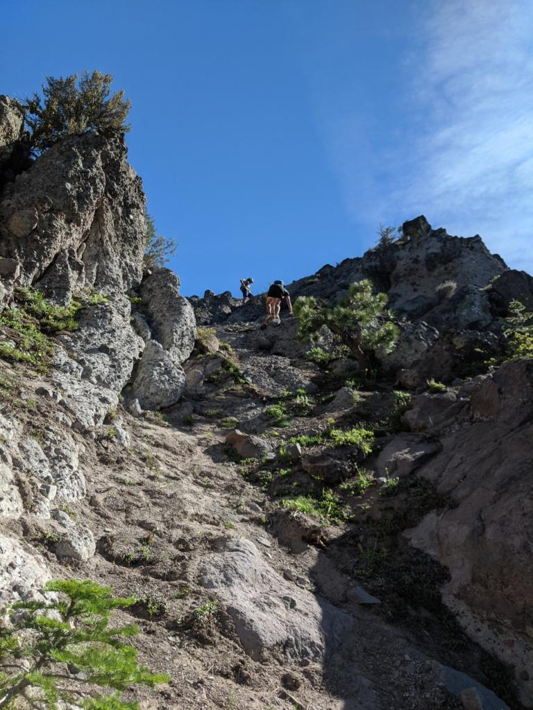 The Castle Peak Loop, Round 2 93