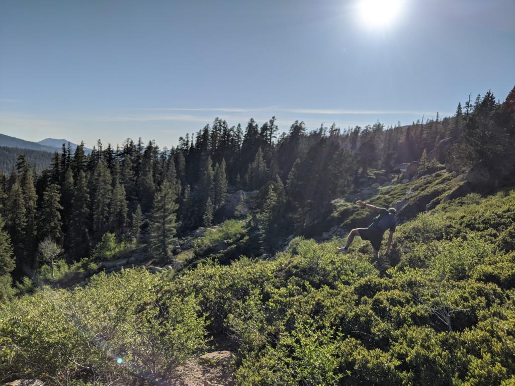 The Castle Peak Loop, Round 2 101