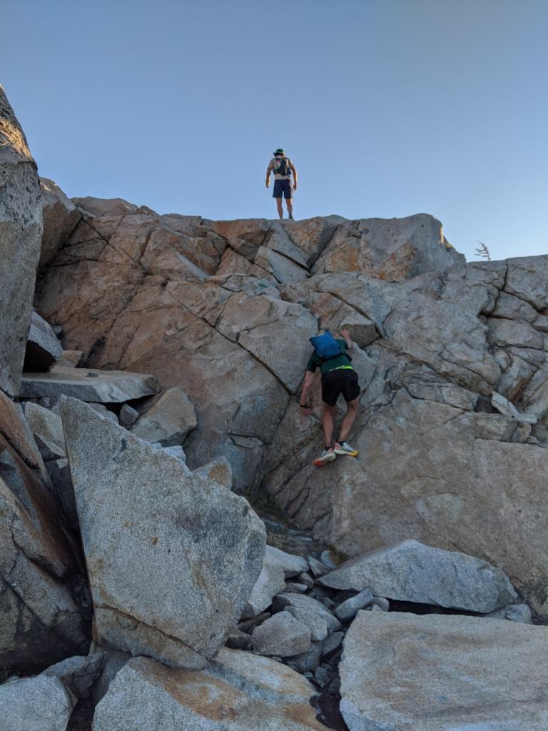 The Castle Peak Loop, Round 2 107