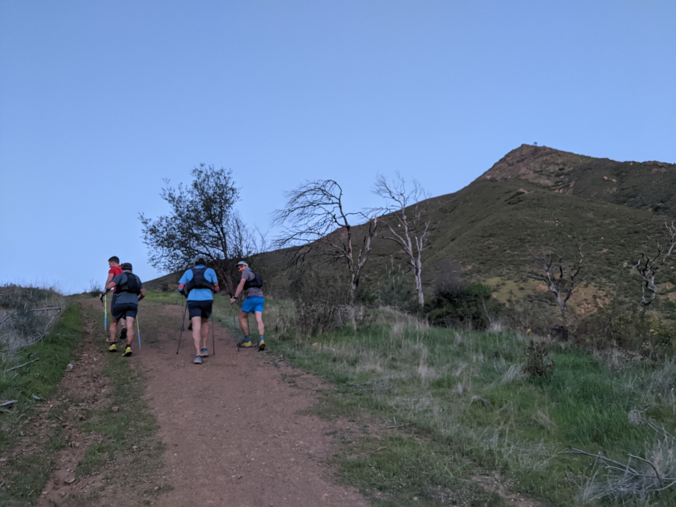 DD100 2021, or the 1st Annual Ultra-Trail Mont Diablo: A Retrospective 4
